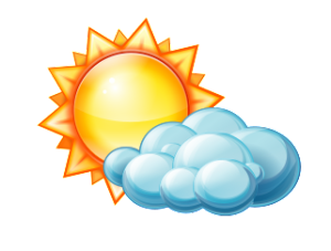 Weather clipart weather condition. Brush colorado forecast monday