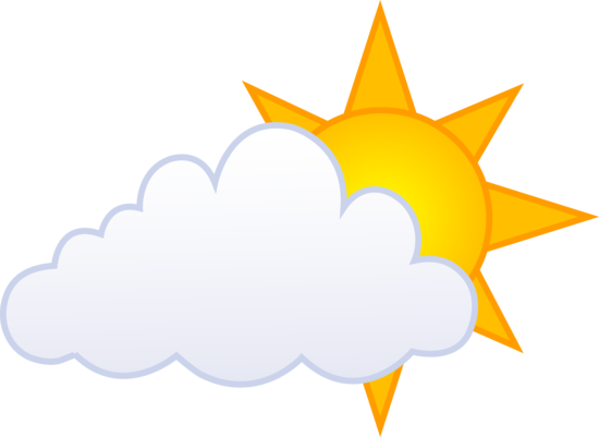 sunny clouds png
