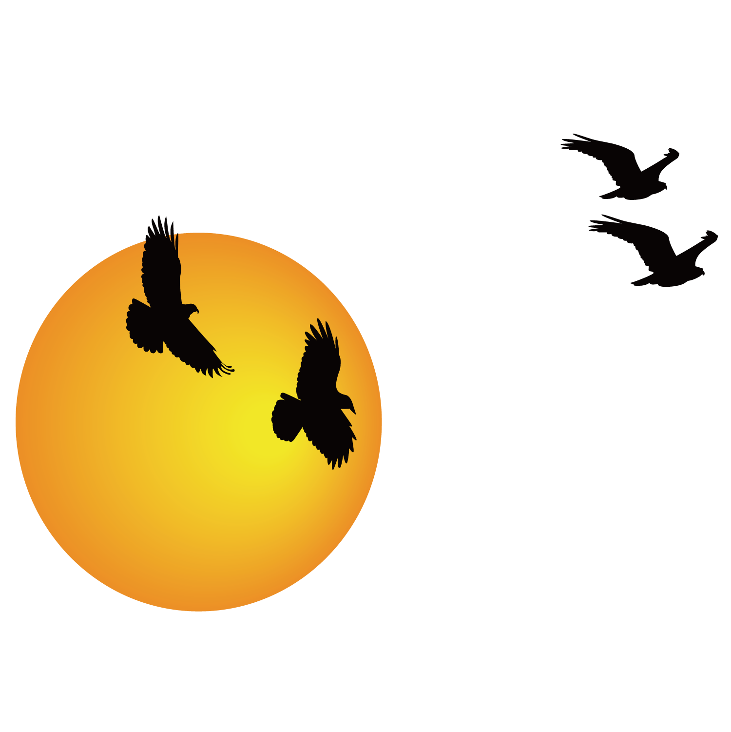 Sunrise transparent cartoon. Sunset transprent png free
