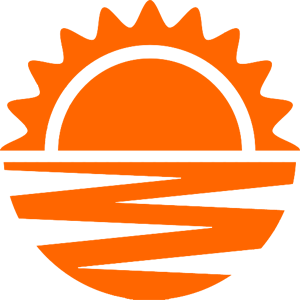Sunset icon png. Image