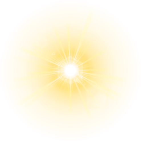 Sunshine effect png. Sun images real free