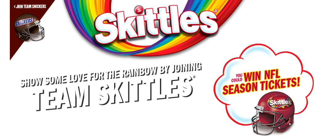 Super bowl 52 png. Skittles and snickers launch