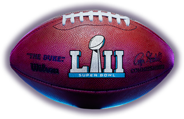 Super bowl ball png. Lii parking permits reserve