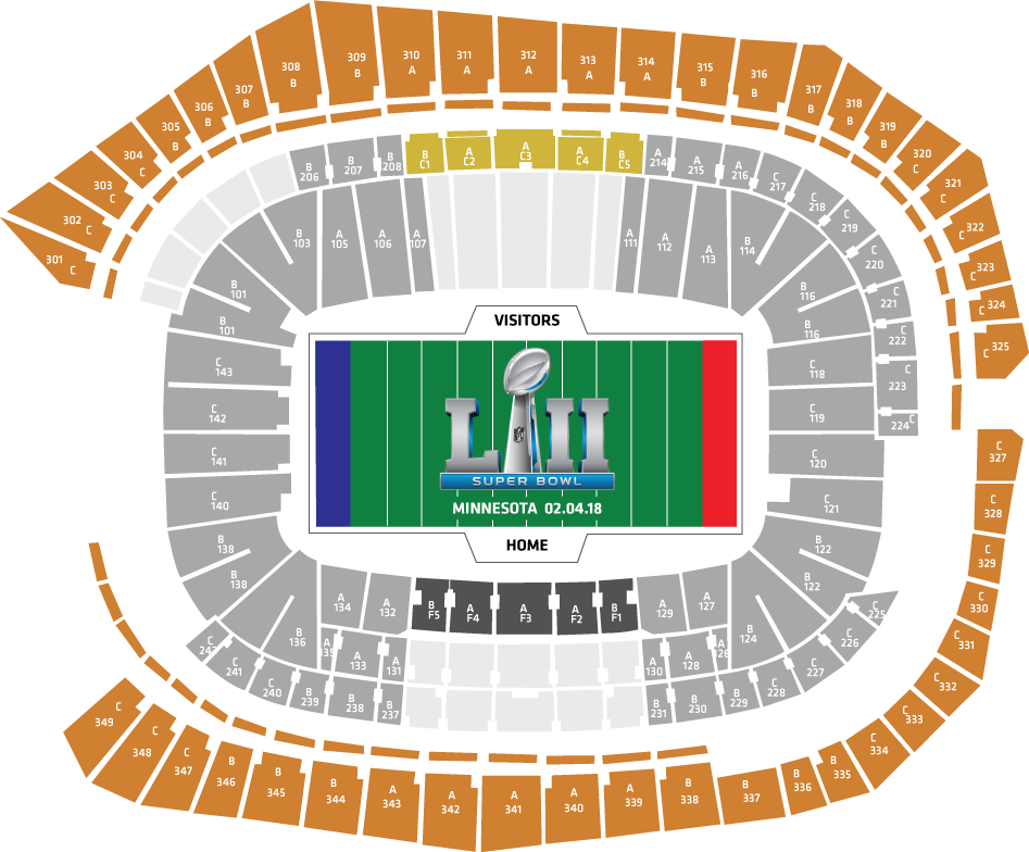 Super bowl lii png. Why attend with the