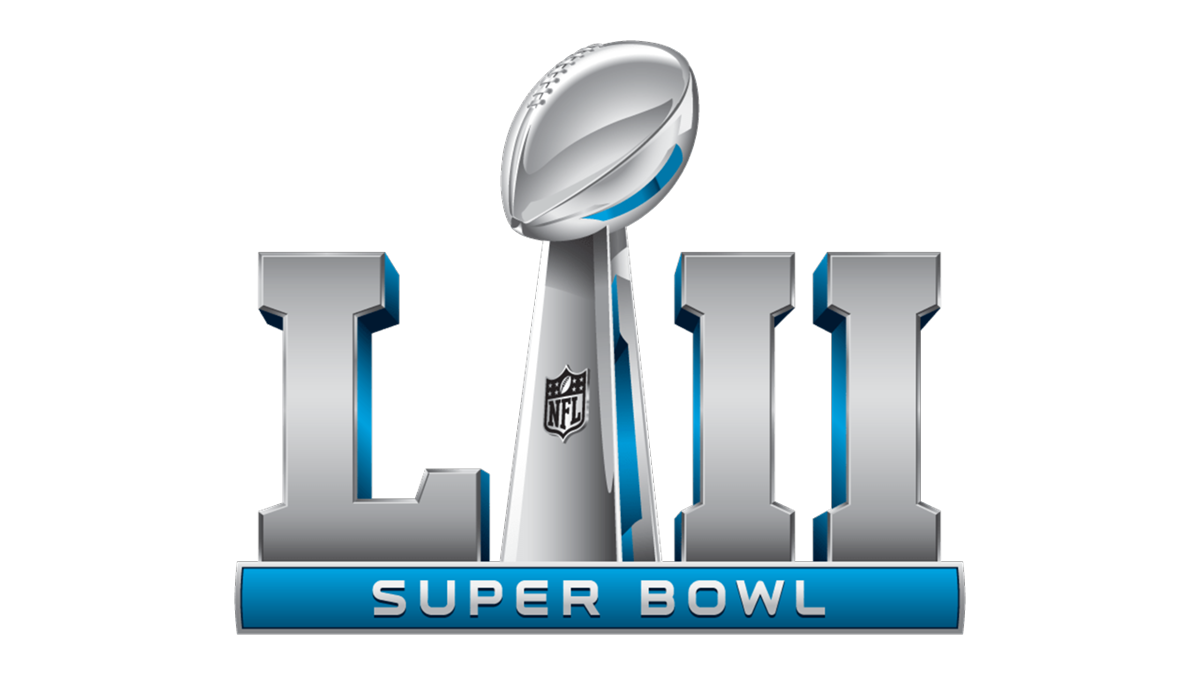 Super bowl lii png. At everywhere in on