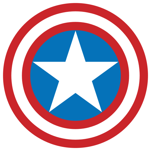 sign svg captain america