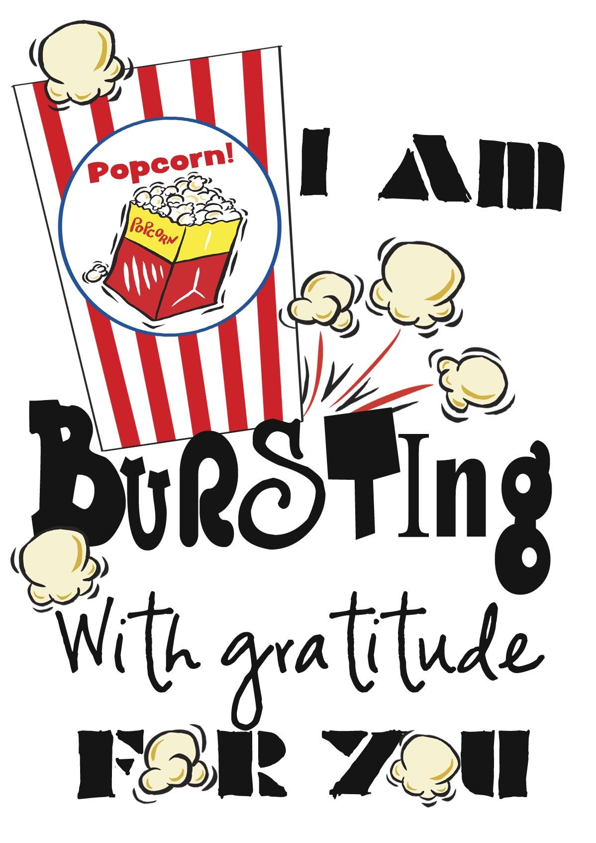 Week popcorn treat tag. Super clipart teacher appreciation picture free download