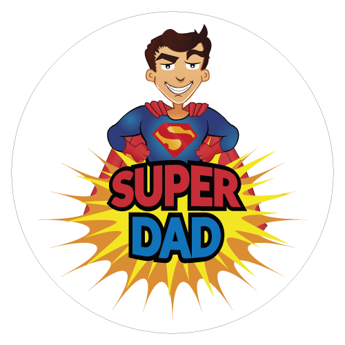 Super dad png. Transparent images pluspng pai