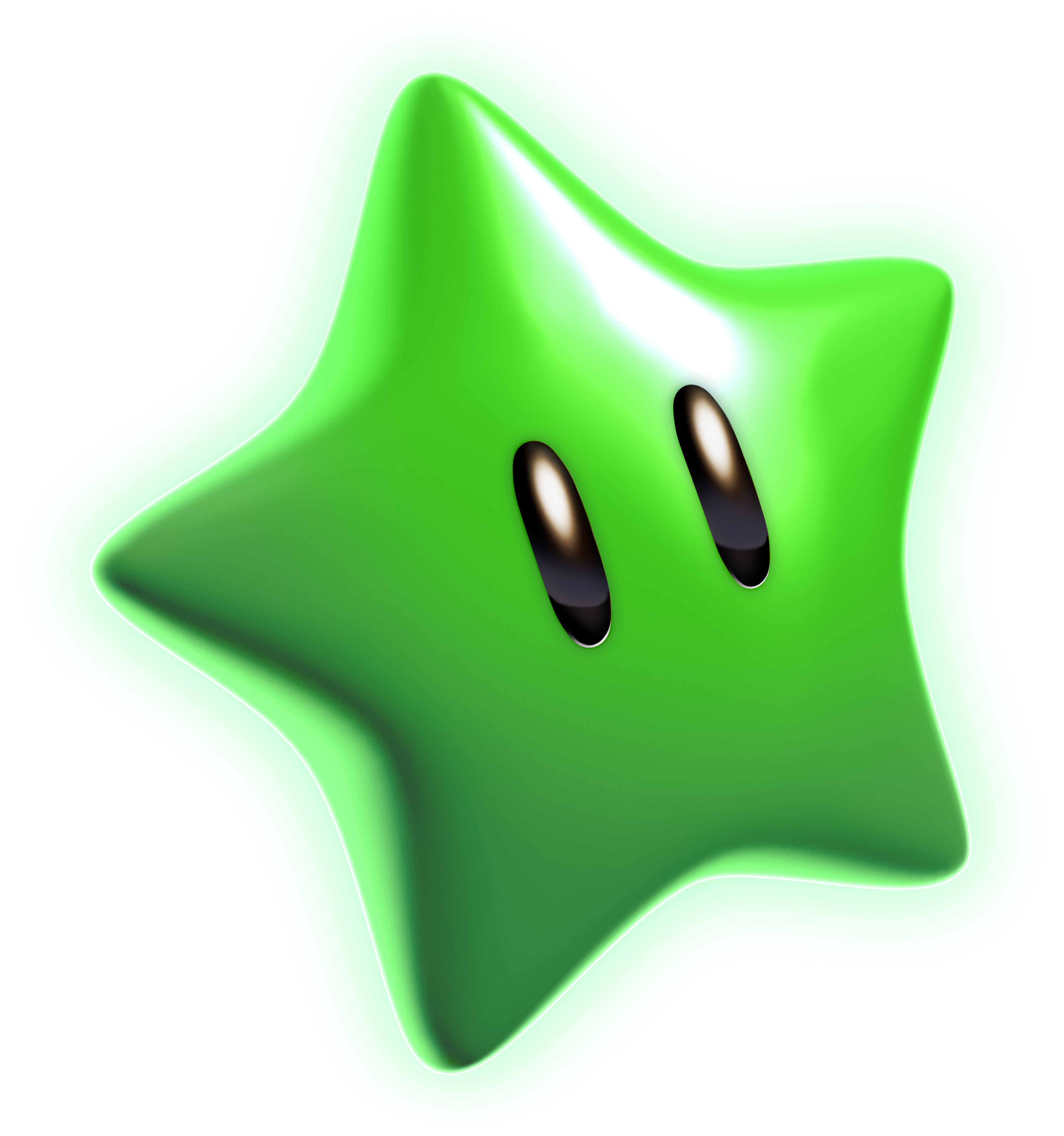 Super mario star png. Image green artwork d