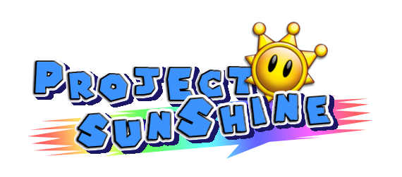 Super mario sunshine png. Project a engine bros