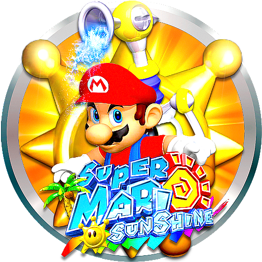 Super mario sunshine png. By pooterman on deviantart