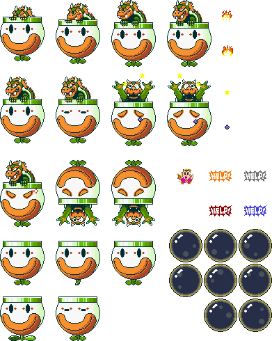 goomba transparent nes