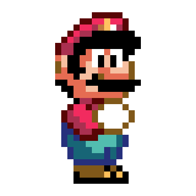 Super mario world mario sprite png. By snowypuzzle on newgrounds