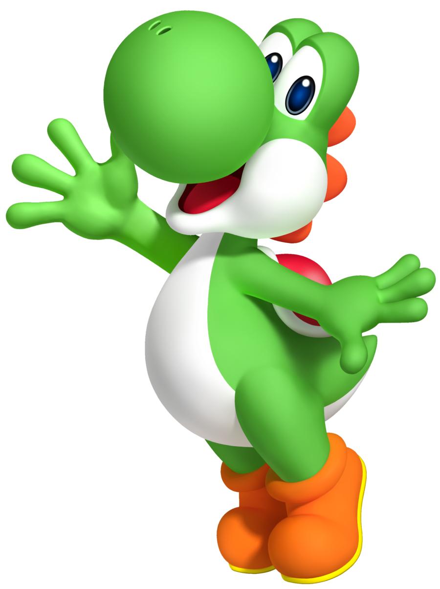 Super mario yoshi png. Gymnastics animals pinterest