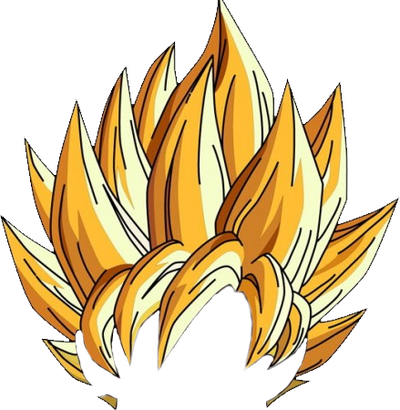 Goku hair png. Assignments fall week