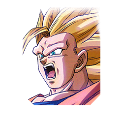 Super saiyan 3 goku png. Mystery technique ur agl
