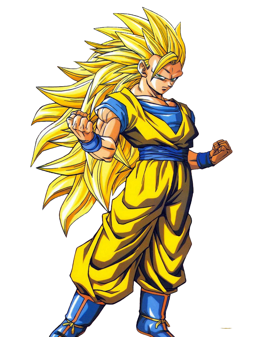 Super saiyan 3 goku png. Image lego message boards
