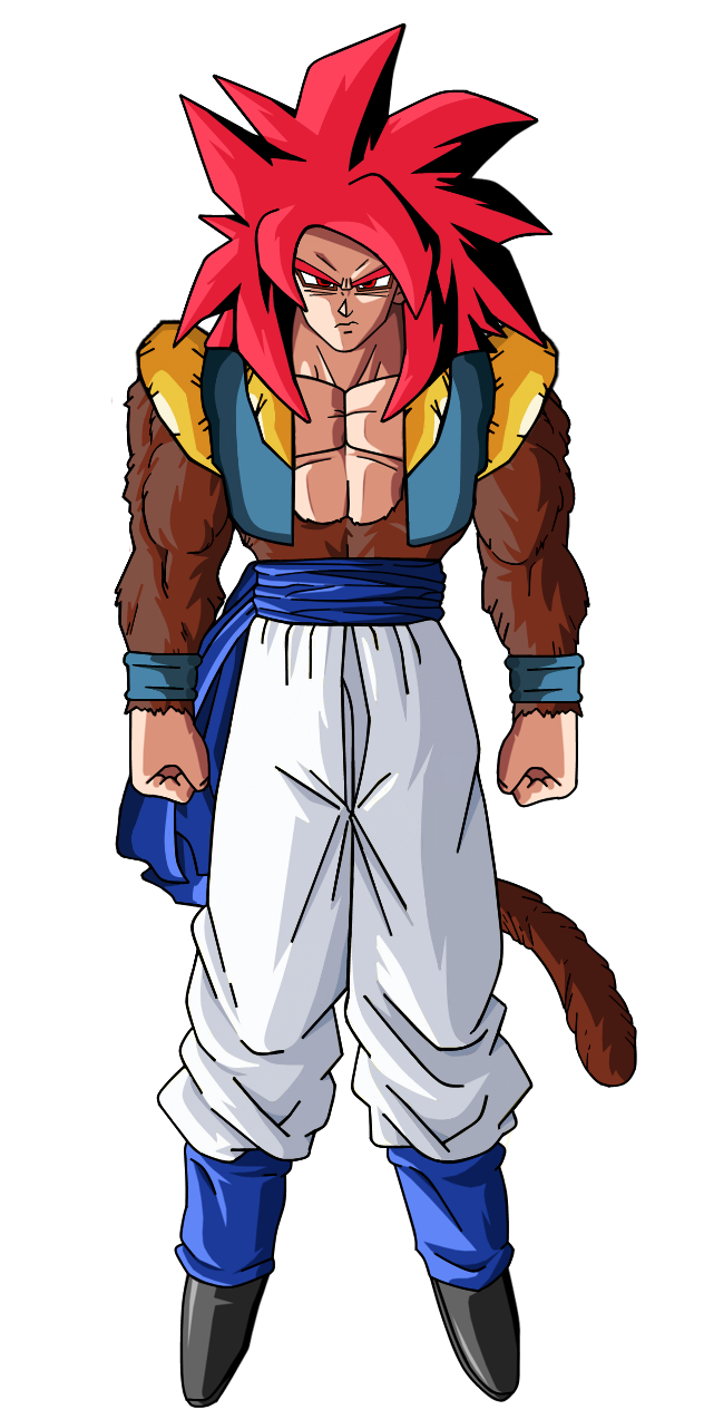 gogeta transparent battle gods