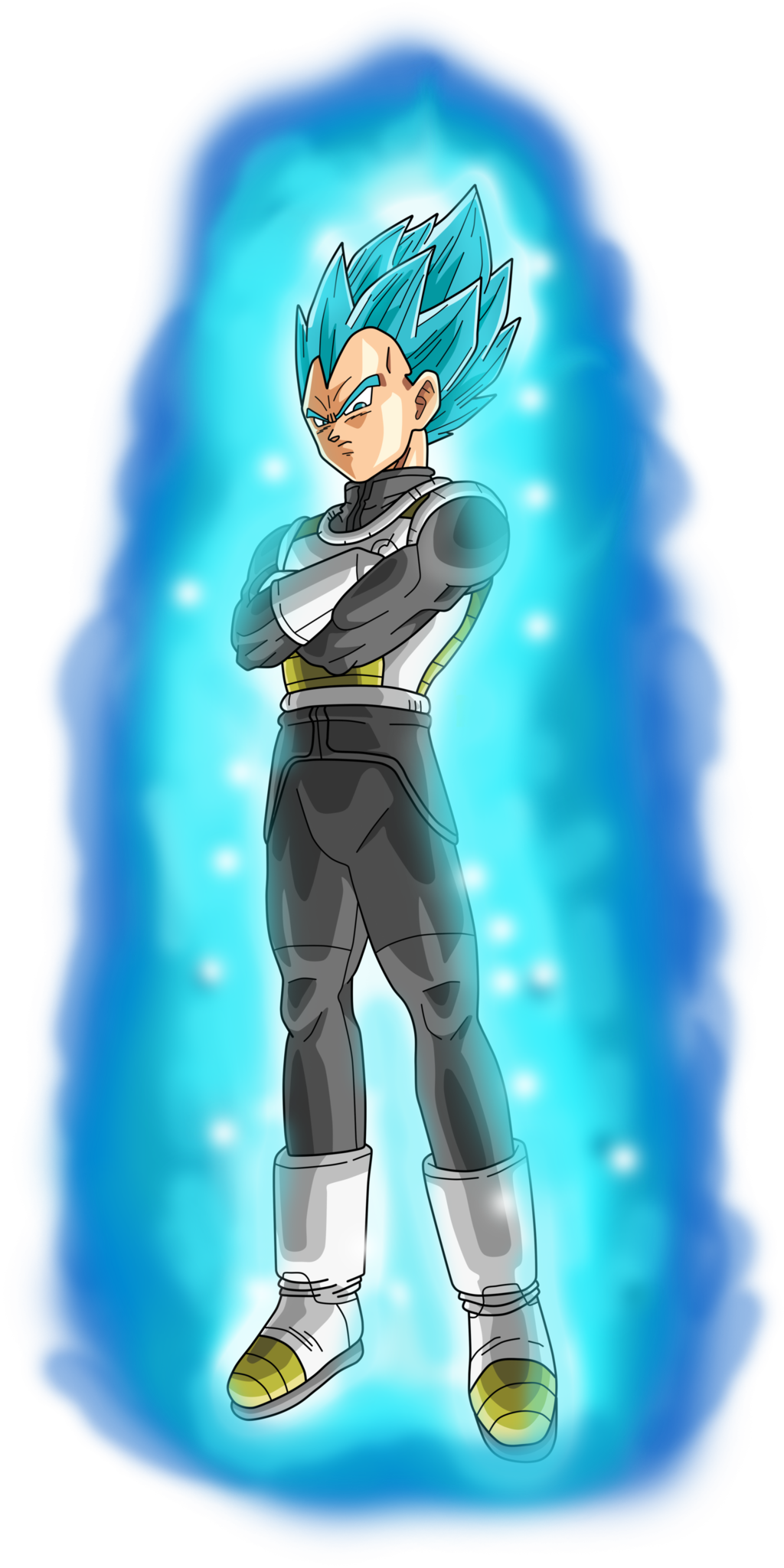 vegeta vector good