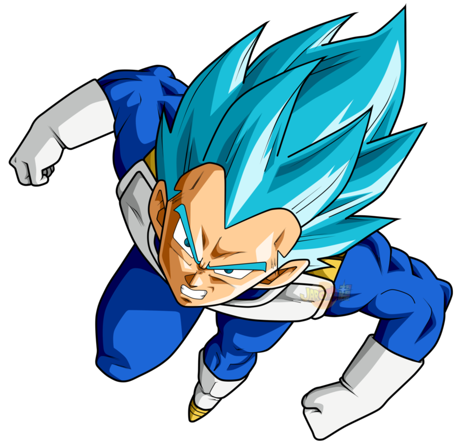 Blue dragon ball pinterest. Vegeta vector super saiyan god graphic black and white stock