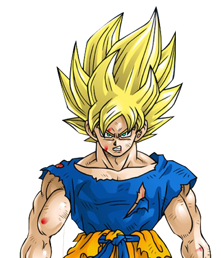 Super saiyan goku png. What are your thoughts