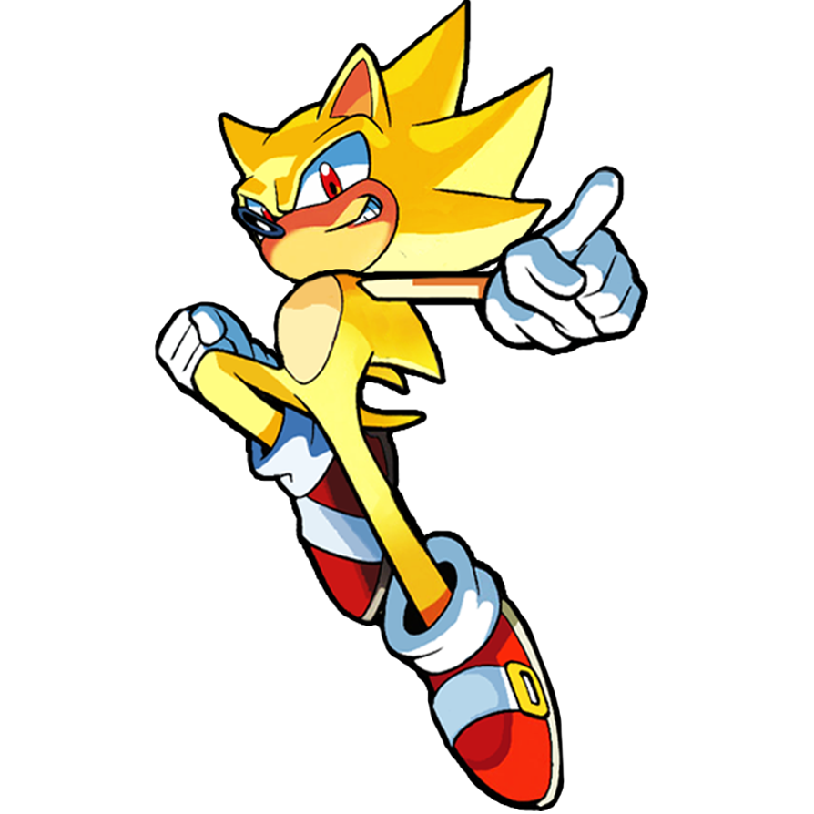 Super sonic png. Image archie complete news