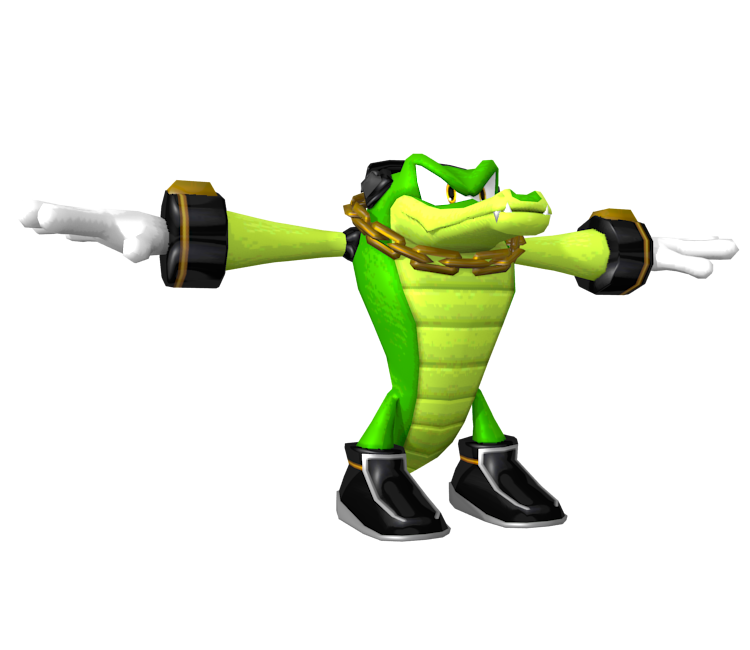 Super vector crocodile. Mobile sonic runners the