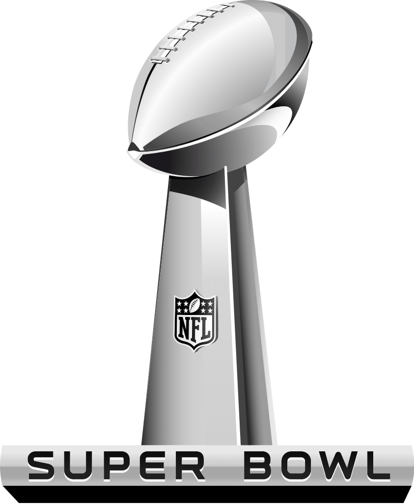 Superbowl drawing lombardi trophy. Final thoughts on super