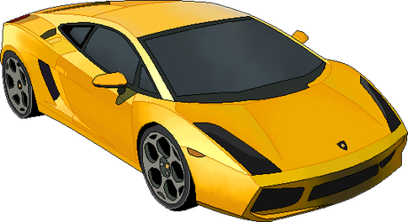Supercar drawing lamborghini gallardo. By rezzmarr on deviantart