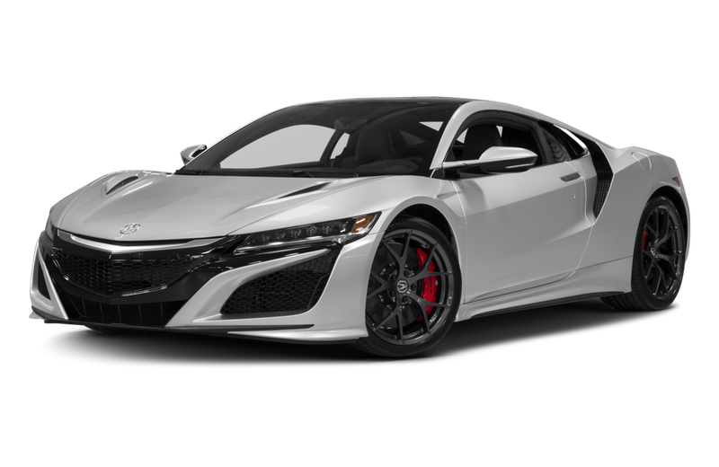 Supercar drawing three wheeled. Acura nsx view specs
