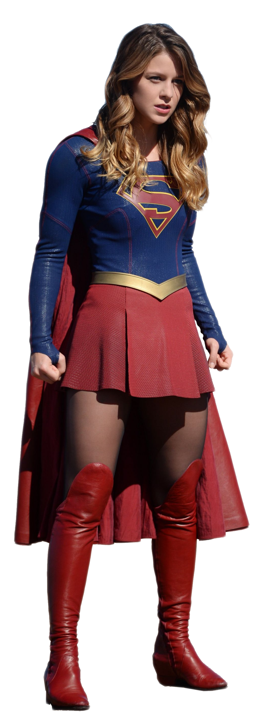 Supergirl transparent cw. Png by buffy ville