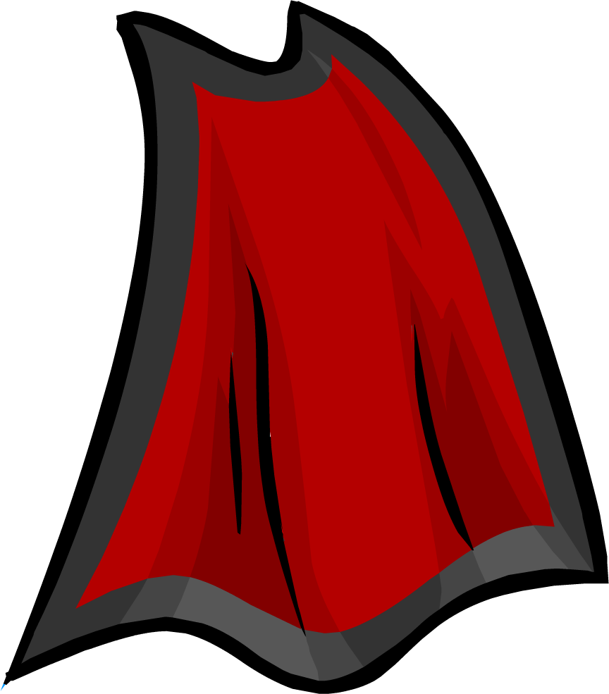 cape transparent magician