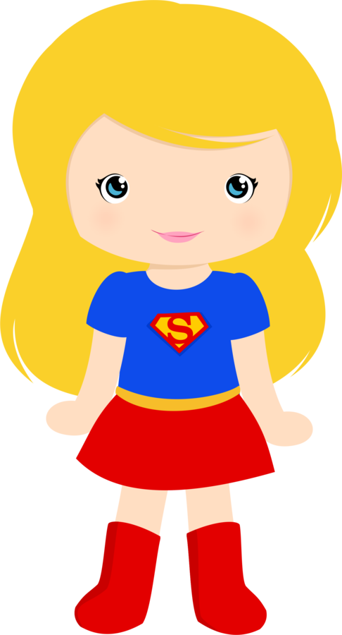 Supergirl caricatura png. Luh happy s profile
