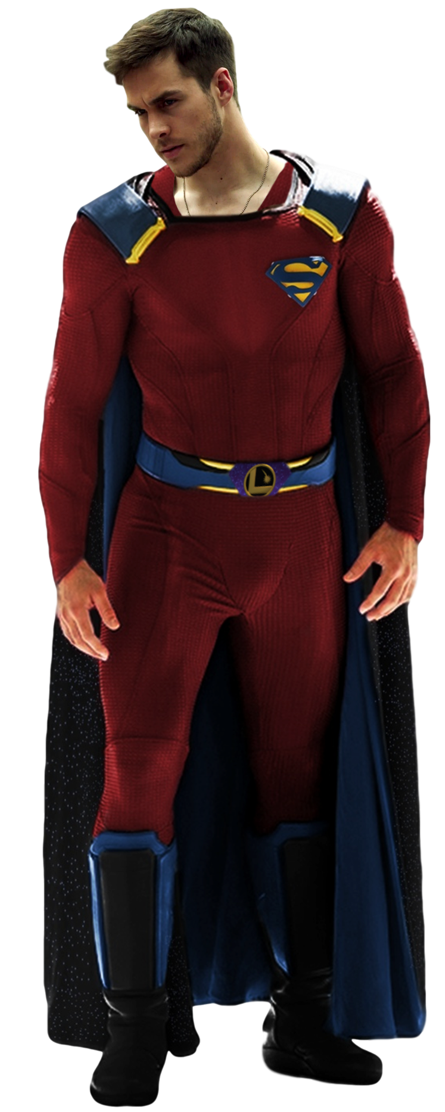 Supergirl helen slater png. Chris wood as mon