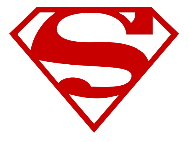 logos transparent superman