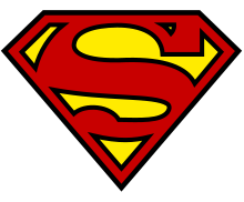 Supergirl red and yellow and purple logo png. Superman wikipedia
