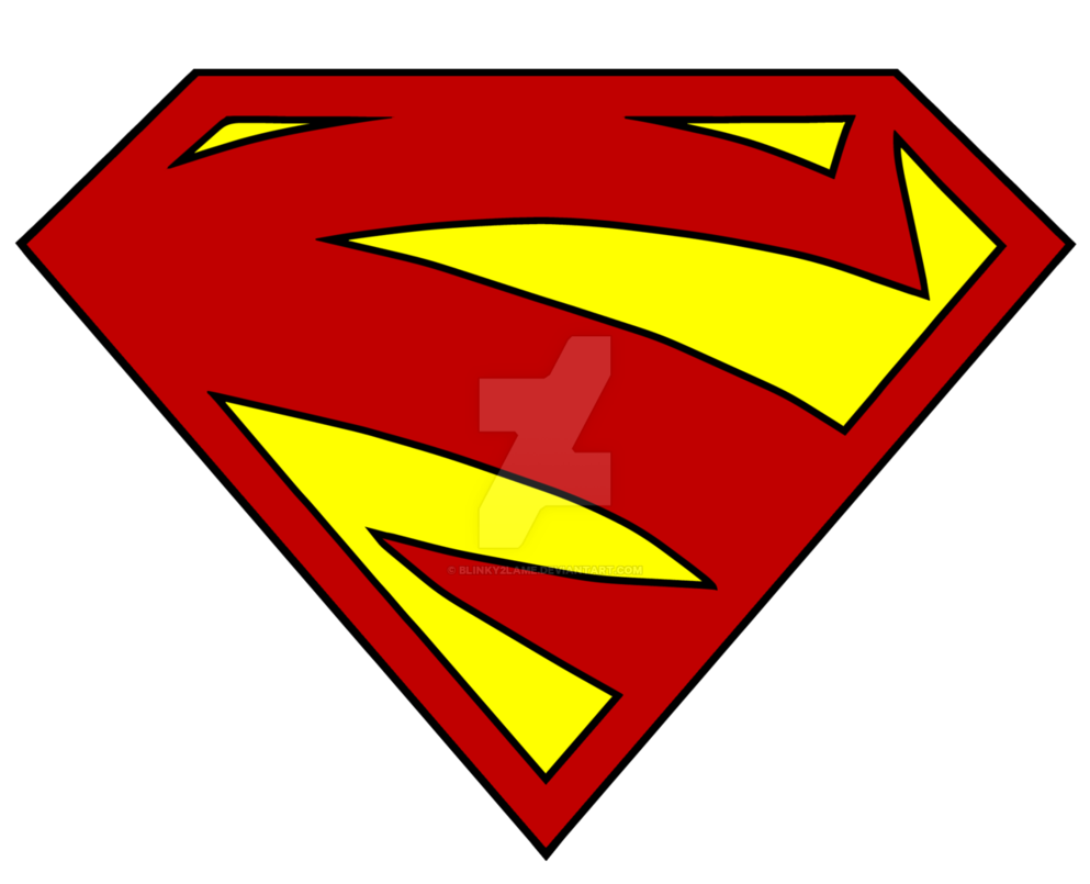 Supergirl s symbol png. New by blinky lame
