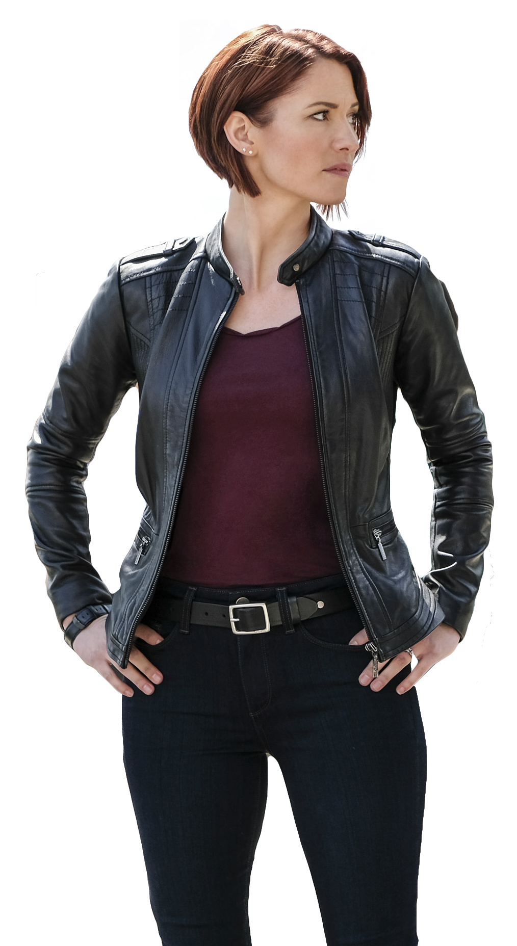Supergirl transparent brown hair. Chyler leigh en alex