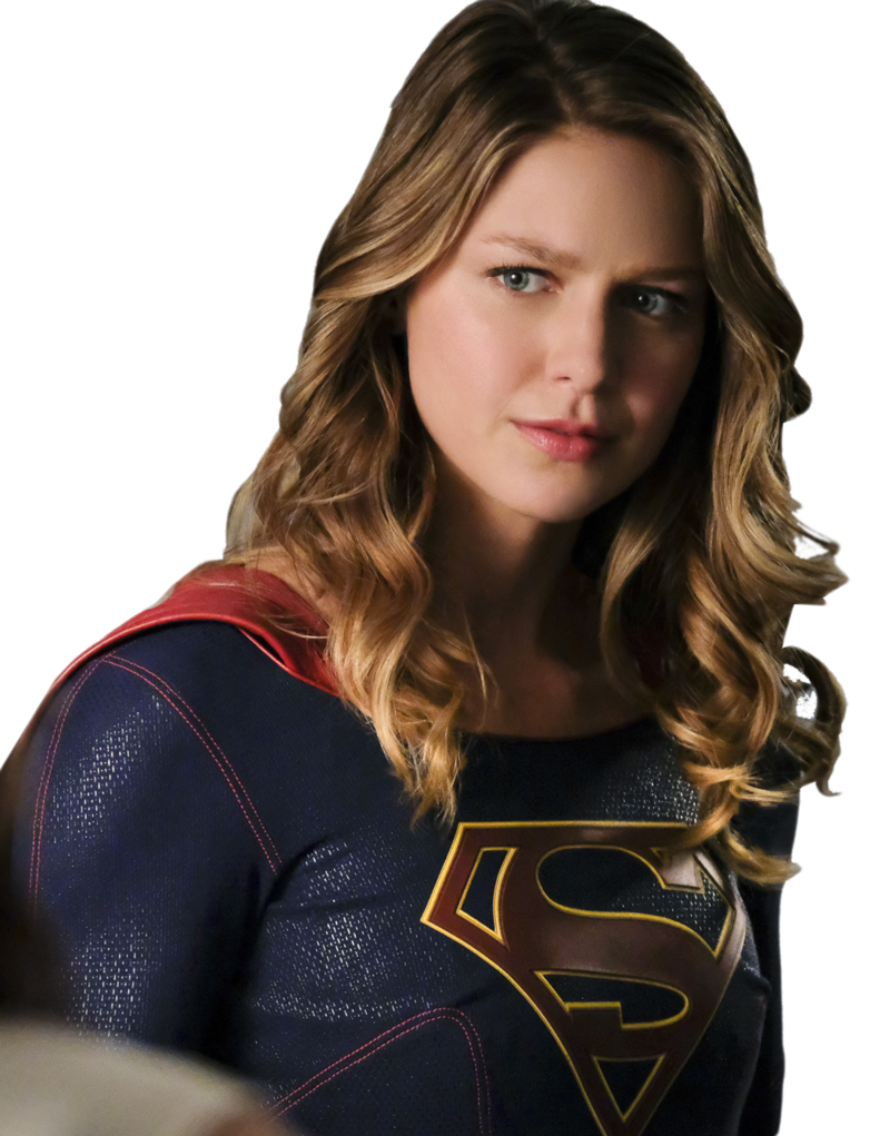 Supergirl transparent brown hair. Png by buffy ville