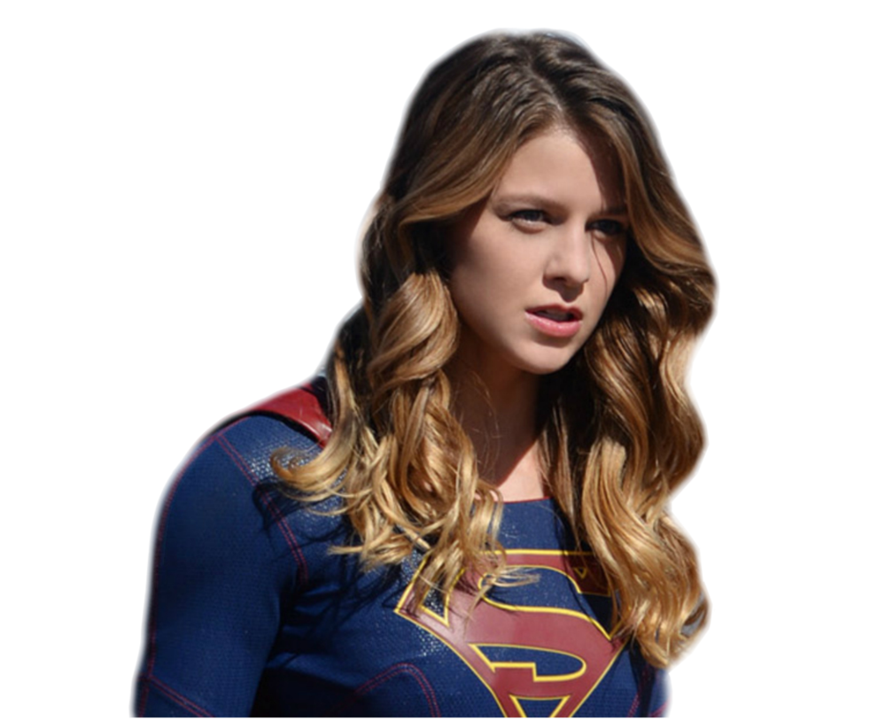 Supergirl transparent white background. Png by buffy ville