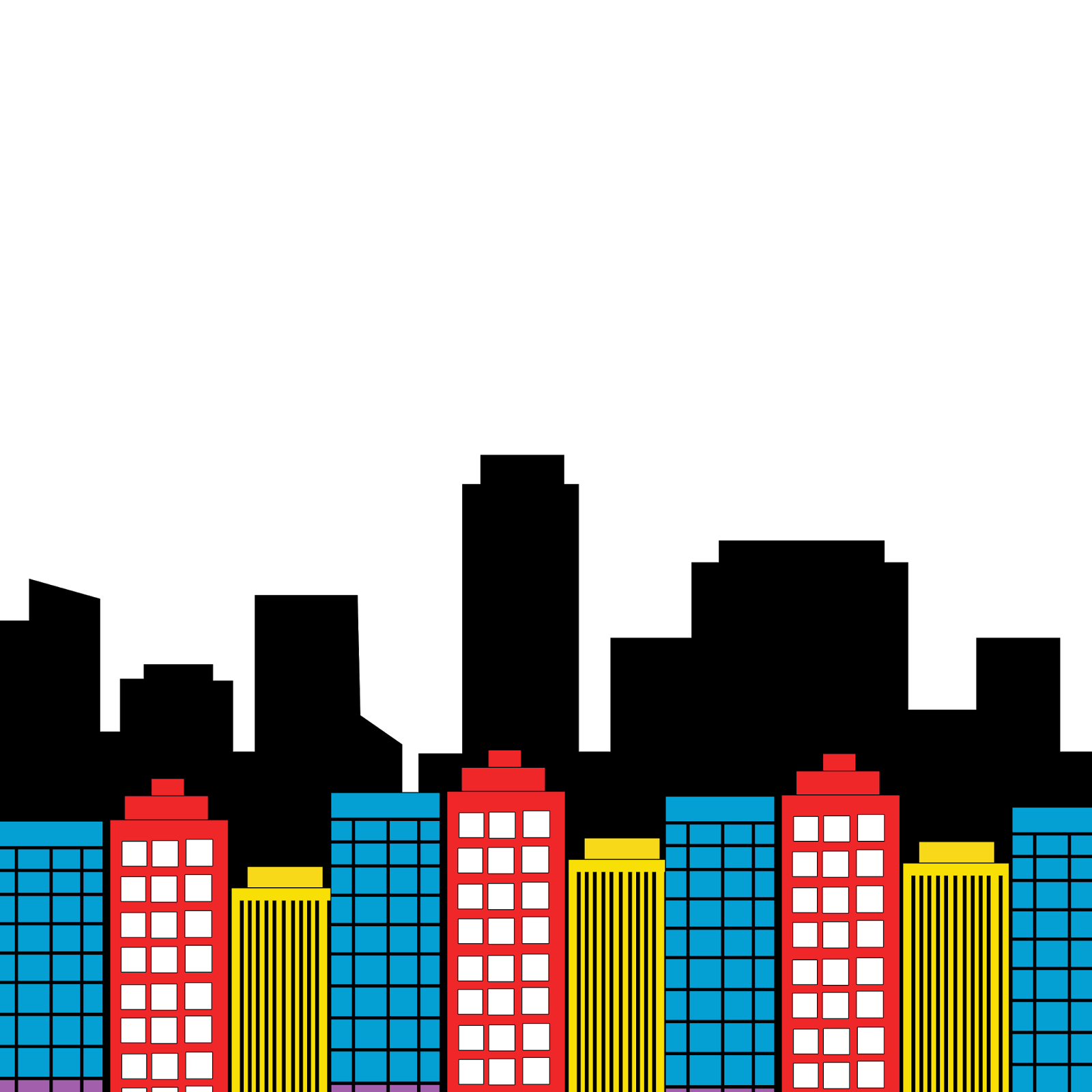 Superhero skyline png. Pin by virginia sejour