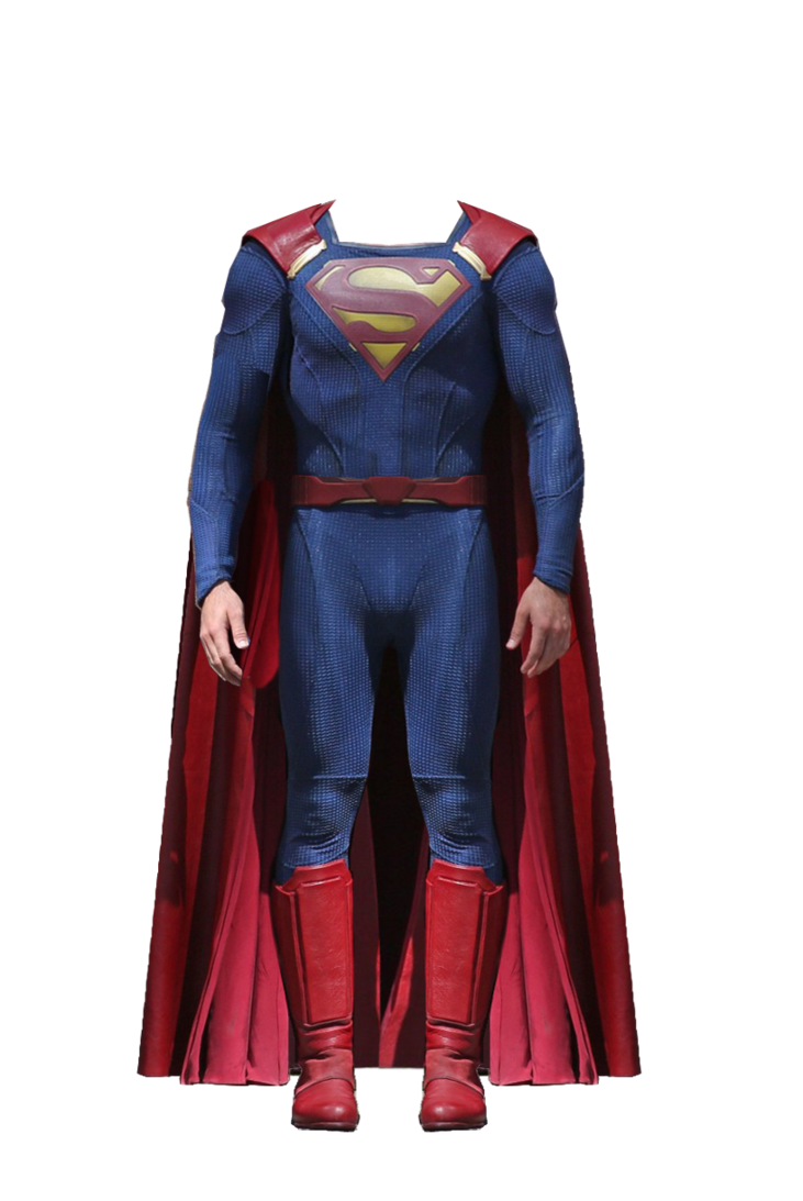 Supergirl superman png. The cw suit transprent