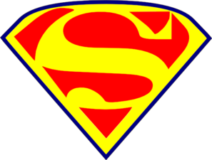 Yellow s art at. Superman clip public domain picture freeuse download
