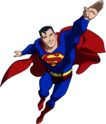Video superman