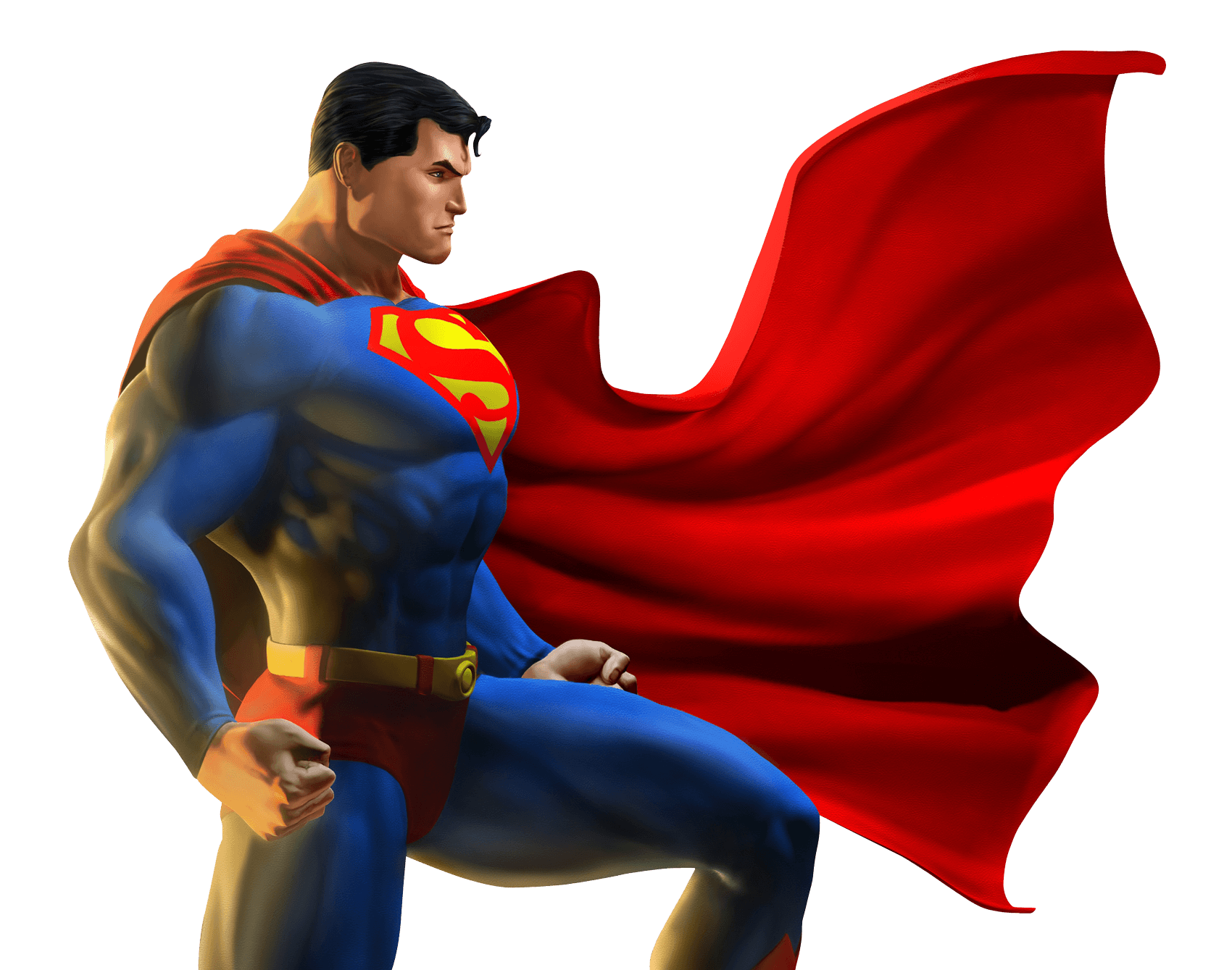 Superman png. High definition quality