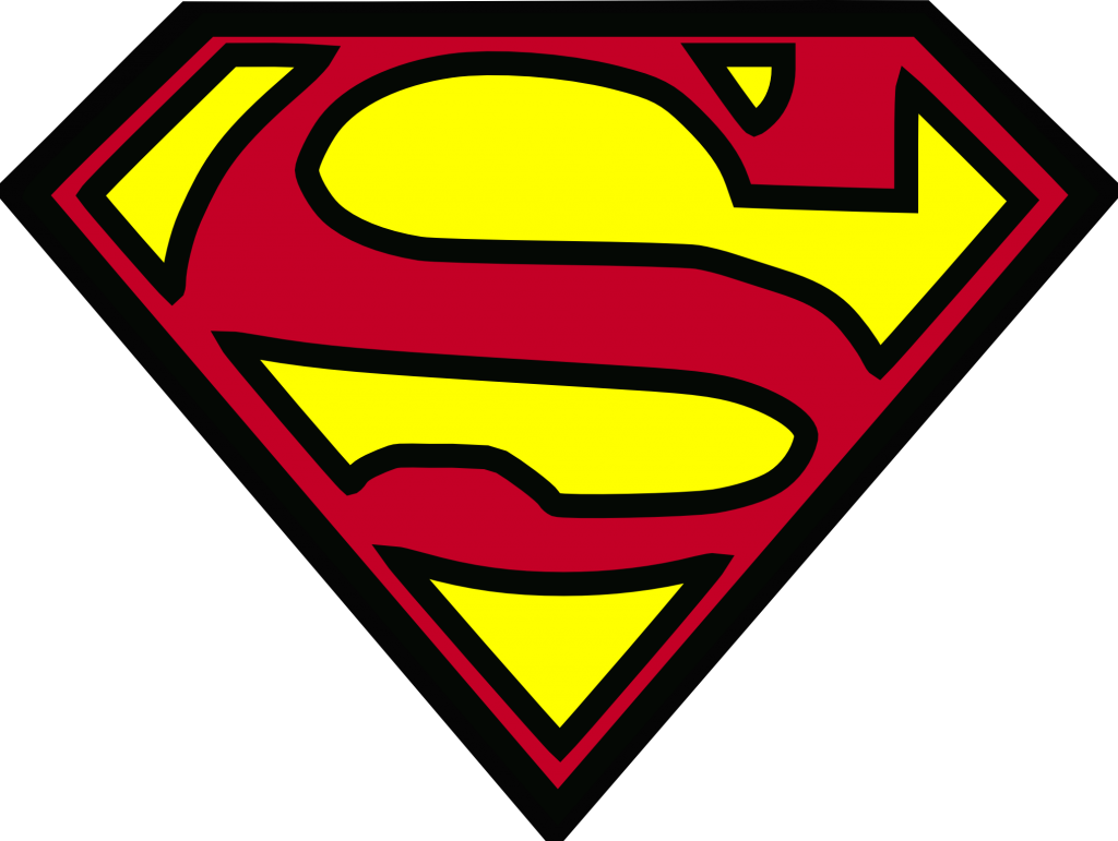 P transparent superman. Logo png free logos