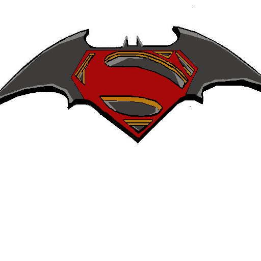 Superman Vs Batman Logo Png Picture 426785 Superman Vs