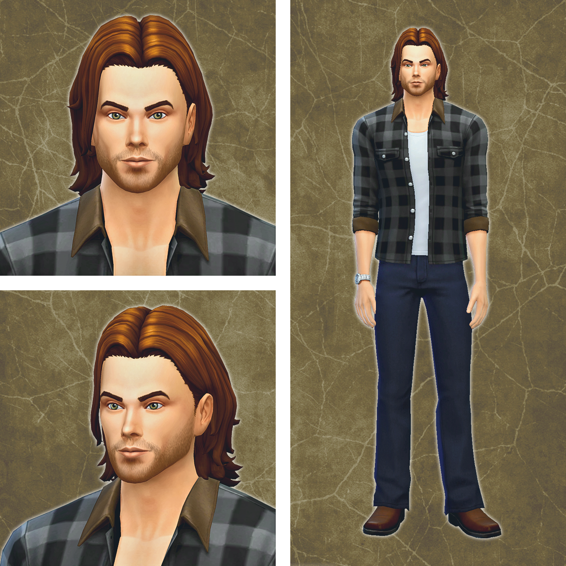 Supernatural show png. Tv the sims forums