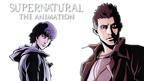 Supernatural show png. The animation tv fanart
