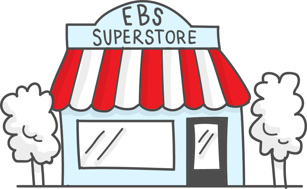 Superstore clip. Ebs initial draft
